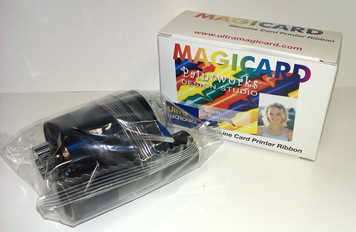 Cinta color YMCKO/350 para MAGICARD AVALON/RIO/TANGO