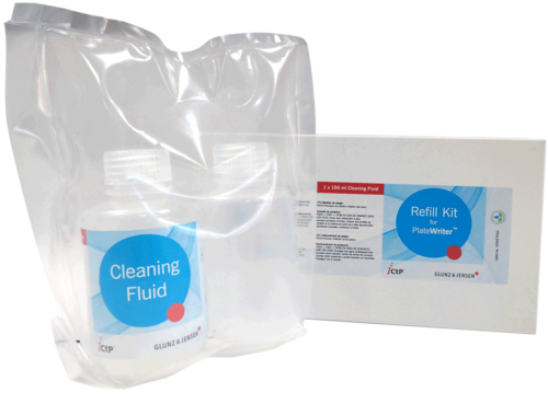 Cleaning Fluid 100 ml for PlateWriter