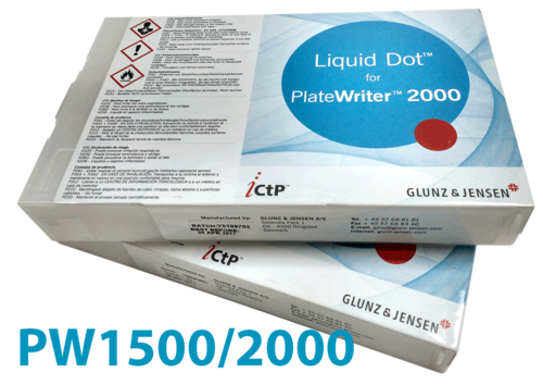 Liquid Dot 2x110 ml PW1500 / PW2000